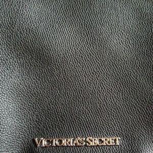 Victoria's Secret black bag with draw string top